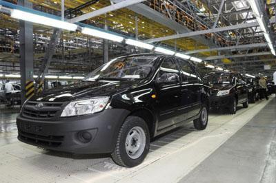 На заводе «Ижавто» в следующем году буду производить одну из моделей Nissan