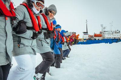 Завершена эвакуация пассажиров судна «Академик Шокальский»