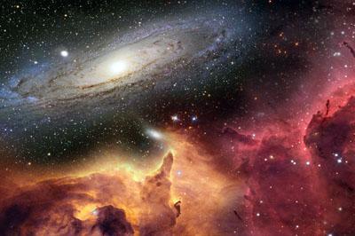 Ученые выяснили, что Вселенная плоская и бесконечная
