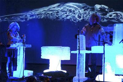 Необычный концерт на ледяных инструментах пройдёт в Норвегии