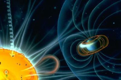 Очередная вспышка на солнце вызовет новую магнитную бурю