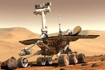 Марсоход Opportunity обнаружил следы питьевой воды на Марсе