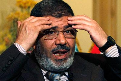 Возобновили судебное дело над экс-президентом Египта Мухаммедом Мурси