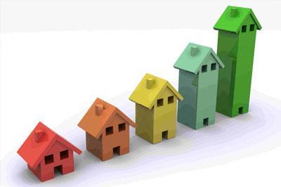 На 40% выполнили план расселения людей из аварийных домов на 2013 год