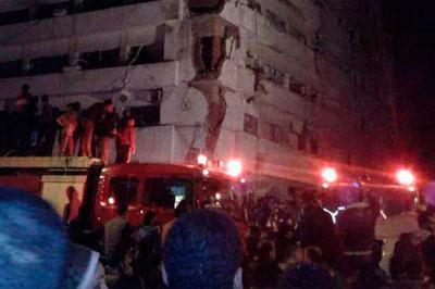 В Египте взрывы спровоцировали стычки между полицией и мятежниками