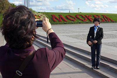 В 2014 году на развитие туризма в России выделят 4,4 миллиарда рублей