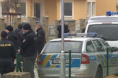 При обыске посольства Палестины в Праге было обнаружено нелегальное оружие