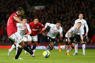 На 94-й минуте «Манчестер Юнайтед» упустил победу в матче против «Фулхэма» - 2:2