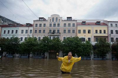 К 2050 году Европе грозит затопление