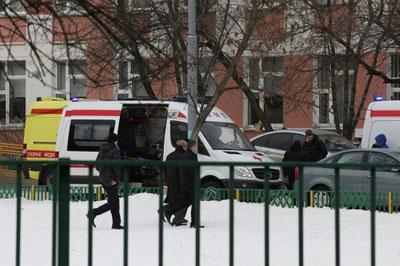 Ученику, учинившему стрельбу в Москве, грозит не более 10 лет в воспитательной колонии