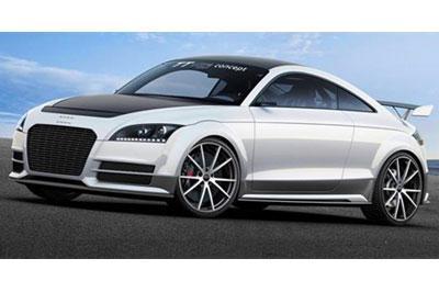 В сети появился тизер новинки от «Audi»