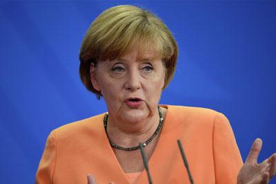 Германия не ожидает прекращения поставок газа из-за политической ситуации на Украине