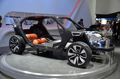 «Hyundai» показал автомобиль будущего
