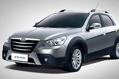 На российском рынке появятся новые модели от компании «Dongfeng»