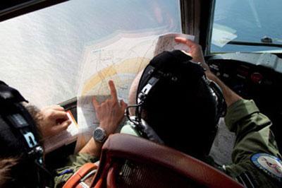 На тысячу километров сдвинули зону поисков пропавшего «Boeing 777»