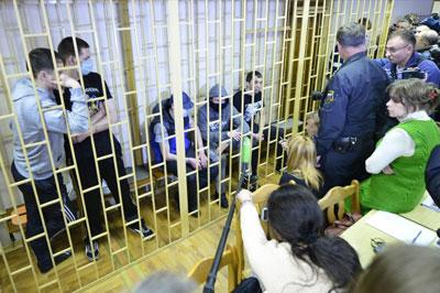 «Приморским партизанам» грозит пожизненное лишение свободы