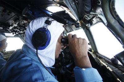 Поиски пропавшего «Boeing-777» были продолжены