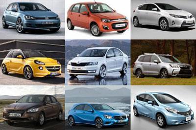 Был выбран лучший автомобиль года в России