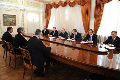Европейские компании осуждают санкции в отношении России