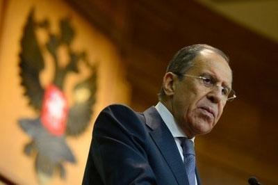 Лавров обвиняет США и ЕС в антиконституционных действиях на территории Украины
