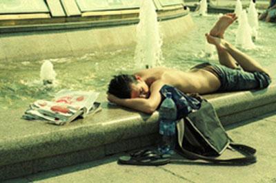 Лето 2014 года будет аномально жарким