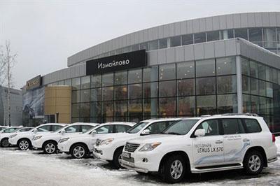 «Lexus» бьет рекорды продаж в России