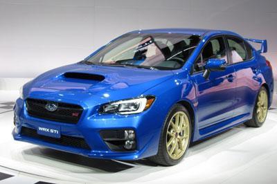 Стала известна цена на новый «Subaru WRX STI»