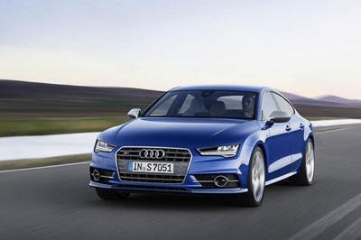 «Audi» показала «A7» и «S7 Sportback»