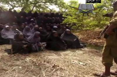 США направило 80 военных для поисков пропавших школьниц в Нигерии