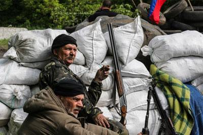 ДНР объявила о военном положении