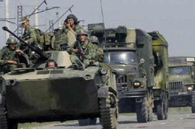 США заметила отвод войск России от границы с Украиной