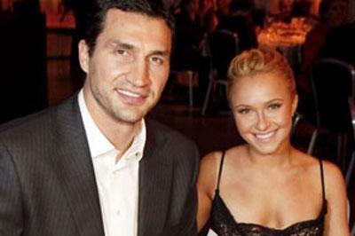 Владимир Кличко отложил свадьбу из-за ситуации на Украине