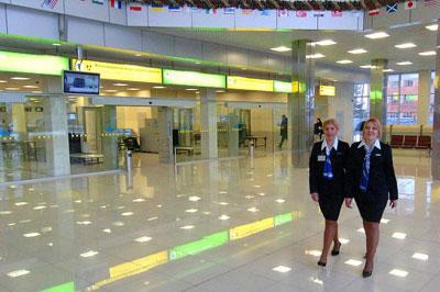 Аэропорт «Кольцово» не был заминирован