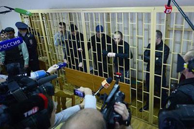 Члены банды «Приморские партизаны» решили обжаловать приговор