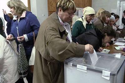 Турчинов: «Референдум в Донецке и Луганске не будет иметь юридических последствий»