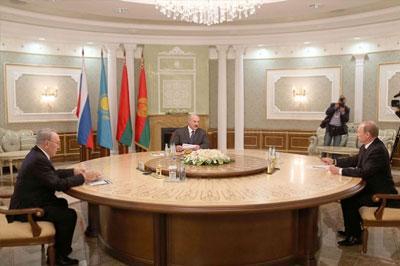 Белоруссия может отказаться от вступления в Евразийский союз