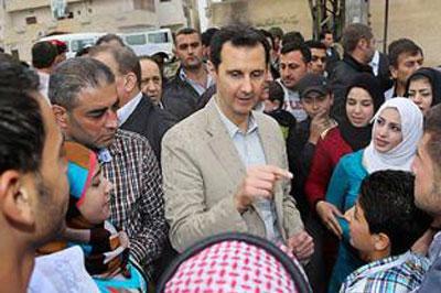 На пост Президента Сирии баллотируются три кандидата
