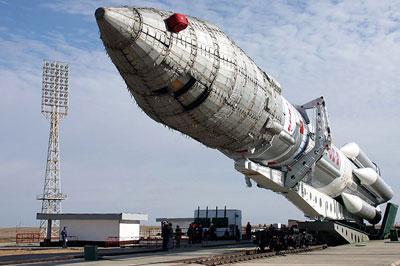 В ближайшие три месяца Россия запустить 15 спутников