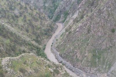 В результате падения микроавтобуса в ущелье в Дагестан, погибло 10 человек