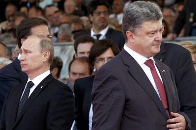 Порошенко уверен, безопасность Украины невозможно без диалога с Россией