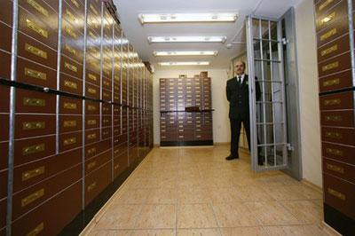 Госкомпания запретят иметь счета в зарубежных банках