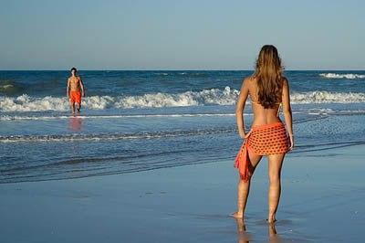 Приставание на пляжах фото 664-24