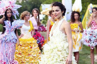 Официальное открытие фестиваля Moscow Flower Show 2014 состоится в понедельник