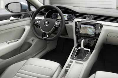 «Volkswagen» продемонстрировал новый «Passat»
