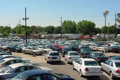 В России возросли цены на поддержанные автомобили