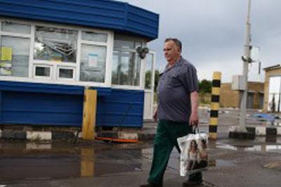 На российско-украинской границе возобновили работу три КПП