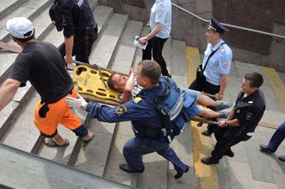 Были задержаны первые подозреваемые по делу об аварии в московском метро