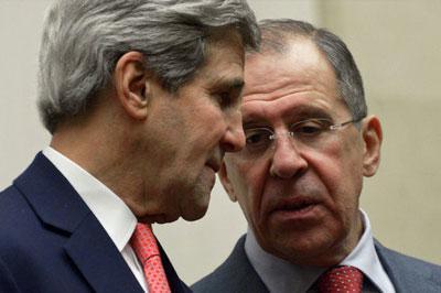 Джон Керри призвал Россию прекратить поставлять оружие ополченцам Донбасса