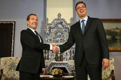 В ближайшие дни Россия и Сербия планирует подписать соглашение по «Южному потоку»