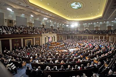 В Конгресс США внесли законопроект об Украине, как о военном союзнике